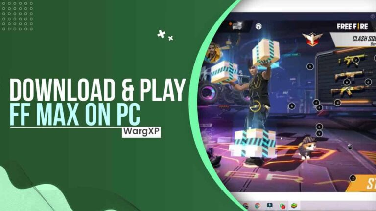 How To Download & Play Free Fire MAX On PC Emulator?